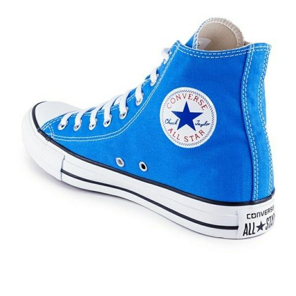 f0d4b68f23cb Converse All Star high top light sapphire blue